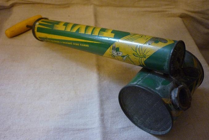 vaporisateur insecticide