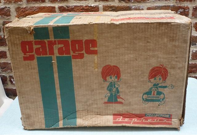 Garage station bp de marque depreux ann es 1970 broc for Bon garage lille
