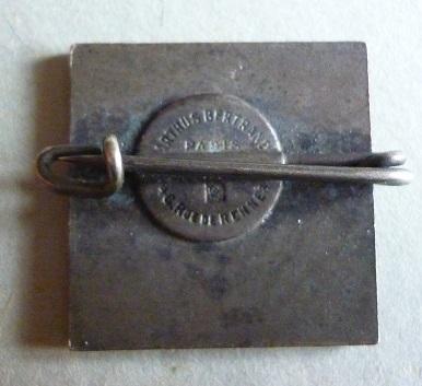 Insigne maill du contre torpilleur aigle 1932 1942 for Torpilleur cuisine
