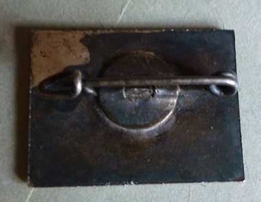 insigne maill du contre torpilleur tartu 1931 1942 broc 39 en 39 guche. Black Bedroom Furniture Sets. Home Design Ideas