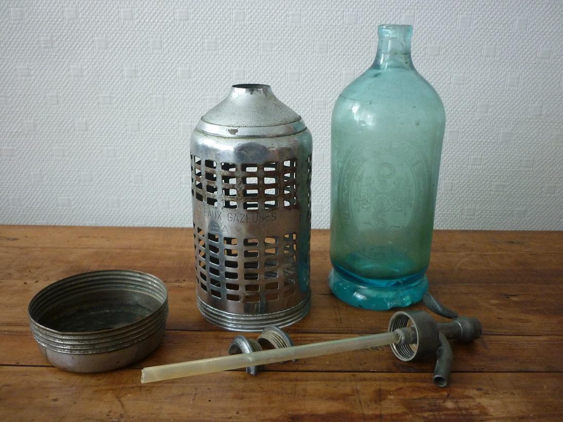 Siphon d 39 eau de seltz roubaix broc 39 en 39 guche - Un broc d eau ...