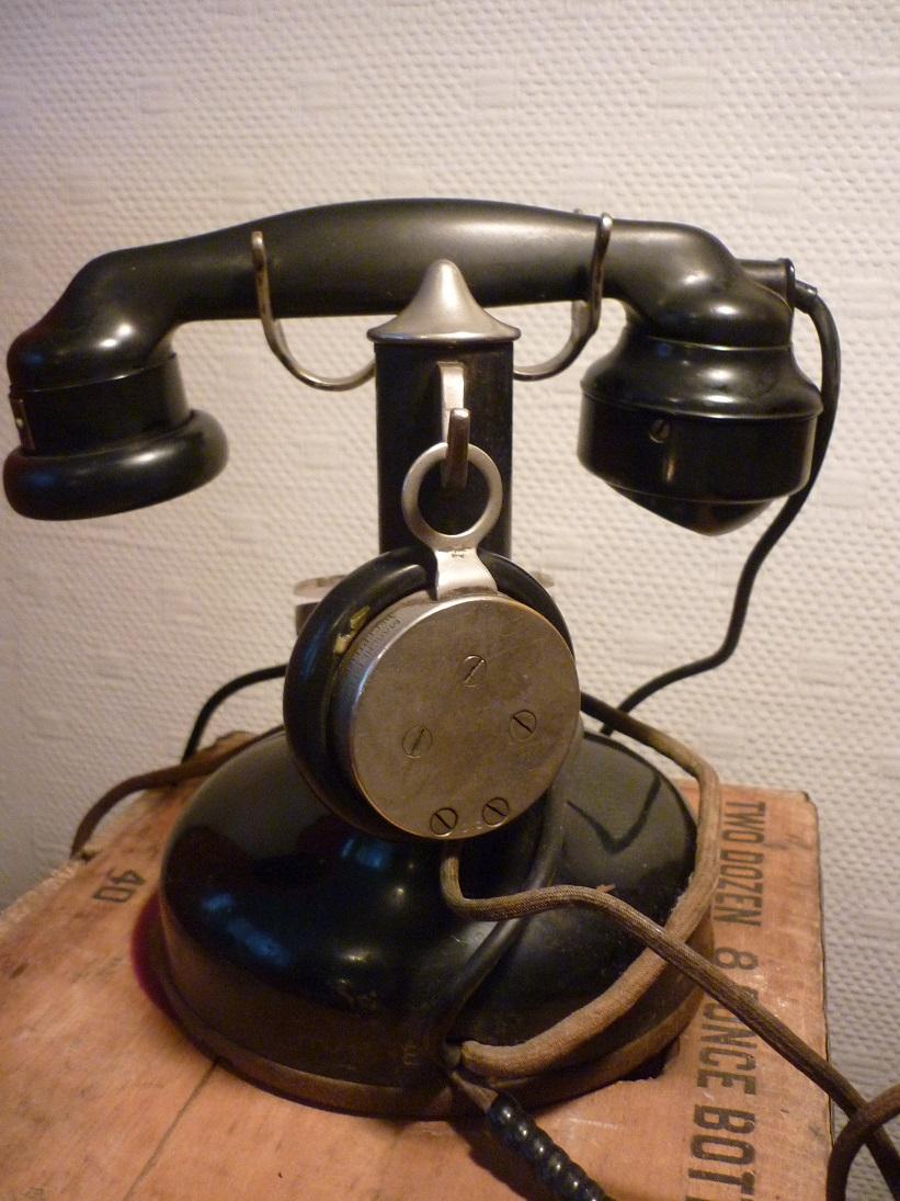 t l phone bci mod le 1924 broc 39 en 39 guche. Black Bedroom Furniture Sets. Home Design Ideas