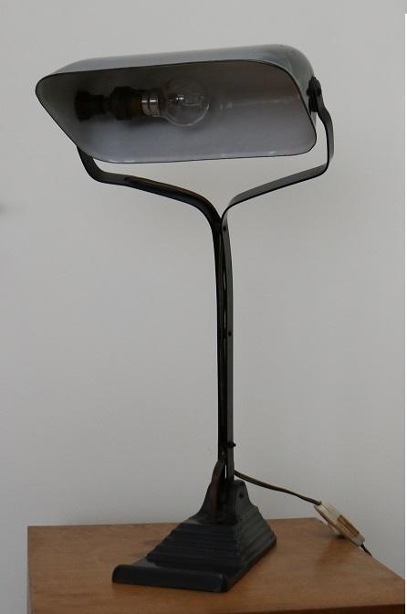 lampe de bureau art deco 1930 design de maison design de maison. Black Bedroom Furniture Sets. Home Design Ideas