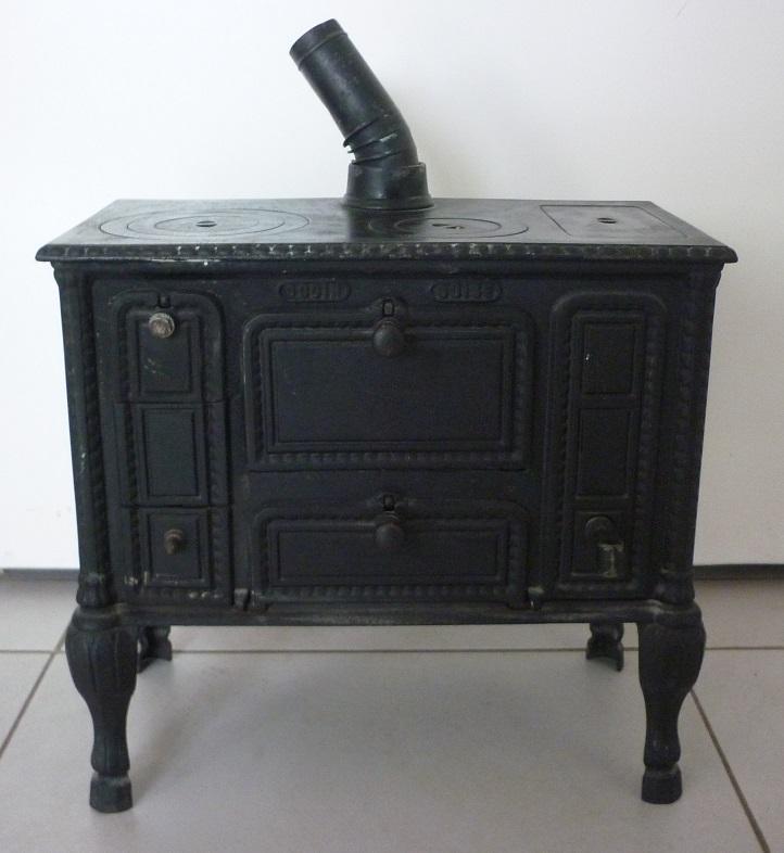 Berühmt Petite cuisinière Godin, jouet ancien. - BROC' EN' GUCHE WI52