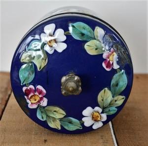 pot émaillée fleuri (12)